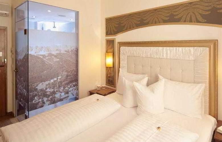 Best Western Hotel Goldener Adler - Hotel - 19