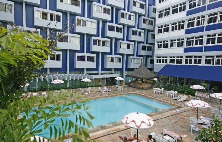 Recife Monte Hotel - Pool - 16