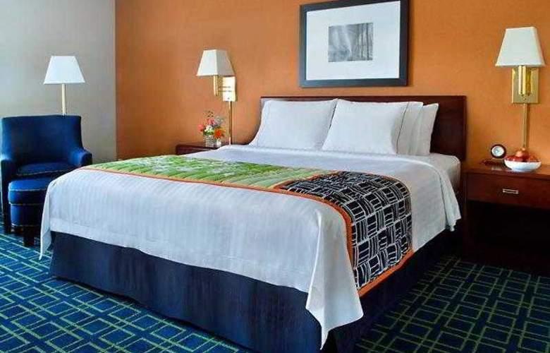Fairfield Inn Boston Woburn/Burlington - Hotel - 11