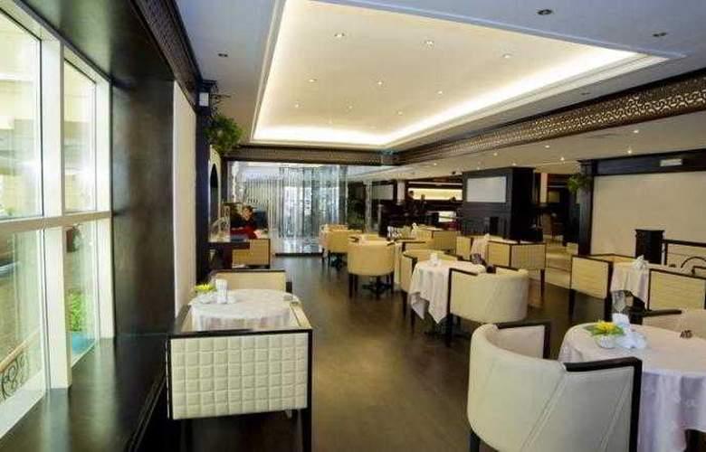 Carlton Tower - Restaurant - 16