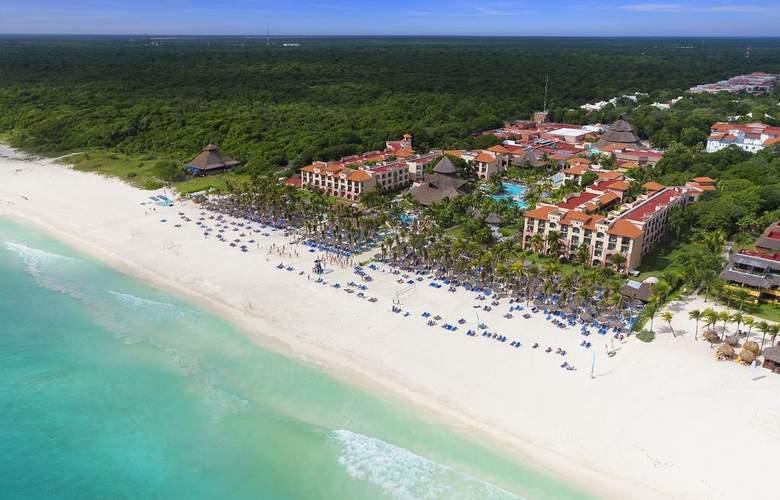 Sandos Playacar Beach Experience Resort - Beach - 10