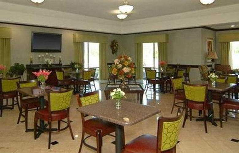 Comfort Suites (Beaumont) - Restaurant - 9
