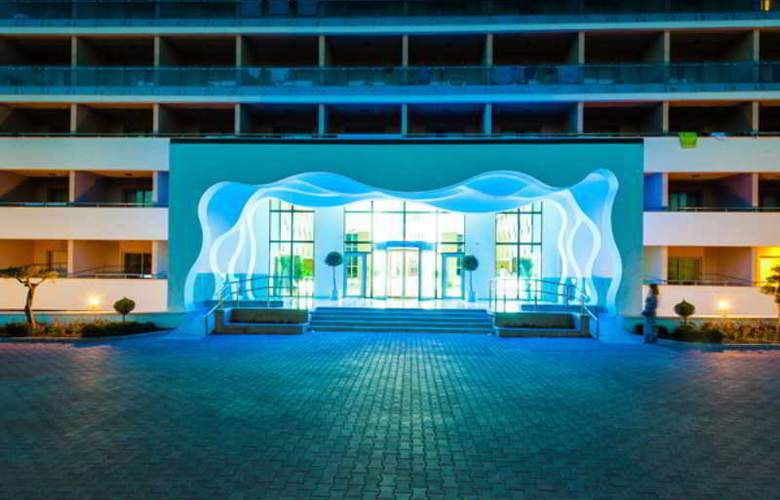 Water Planet Hotel & Aquapark - Hotel - 10