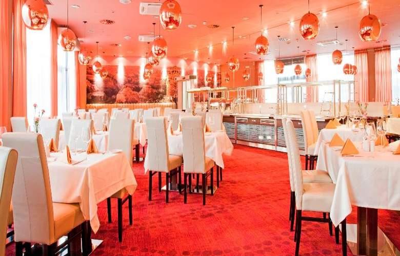 Haston City Hotel - Restaurant - 5