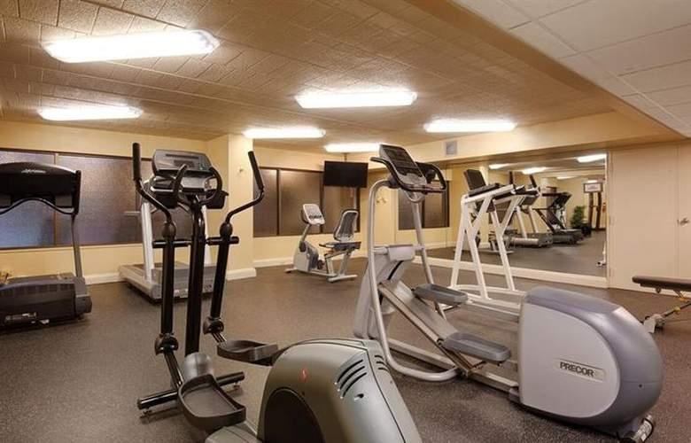 Best Western Premier The Central Hotel Harrisburg - Sport - 58