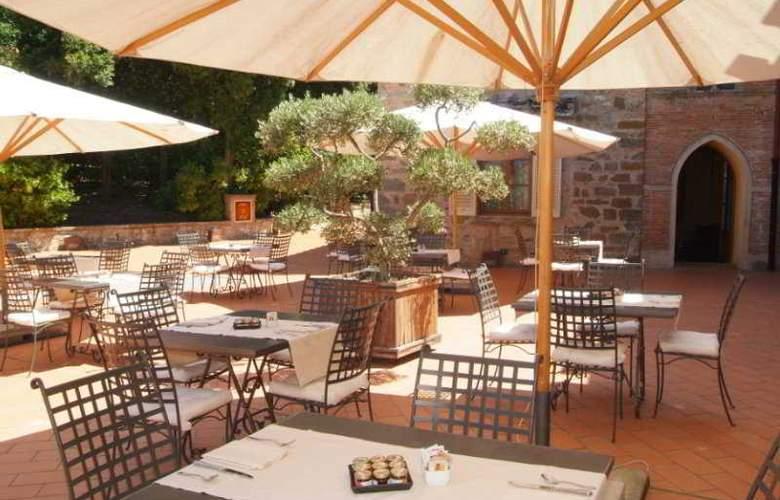 Villa Campomaggio Appt - Restaurant - 5