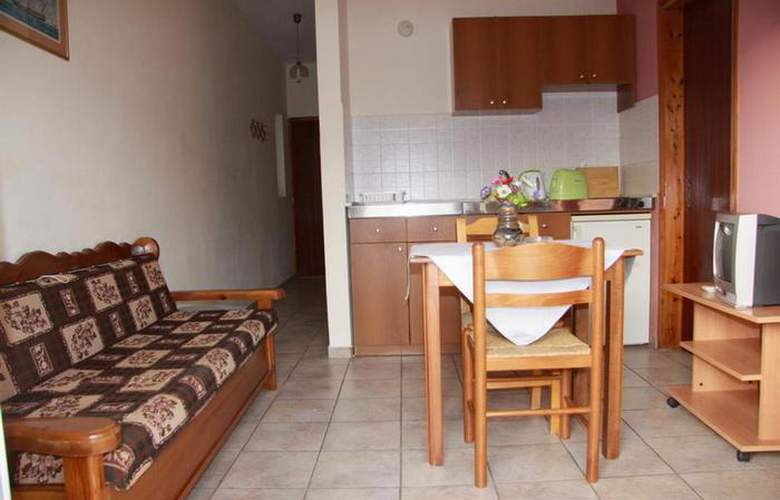 Argyro Apartments - Room - 6