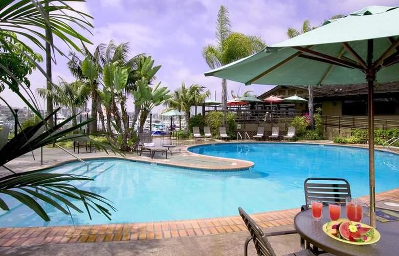 Island Palms Hotel & Marina - Pool - 55