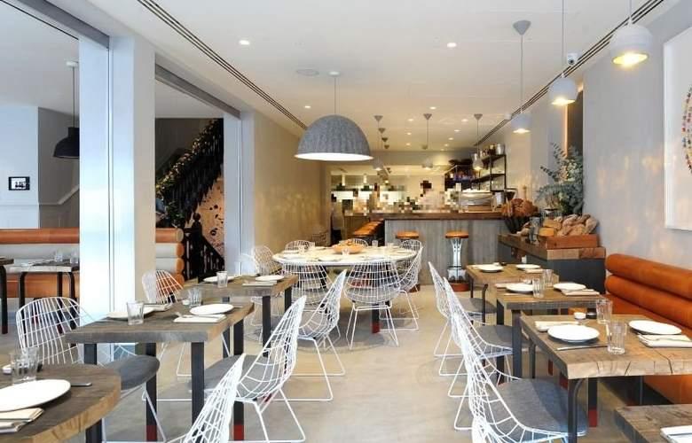 Myhotel Bloomsbury - Restaurant - 11