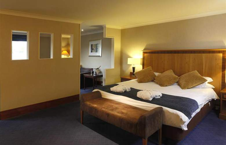 Best Western Stoke-On-Trent Moat House - Room - 73