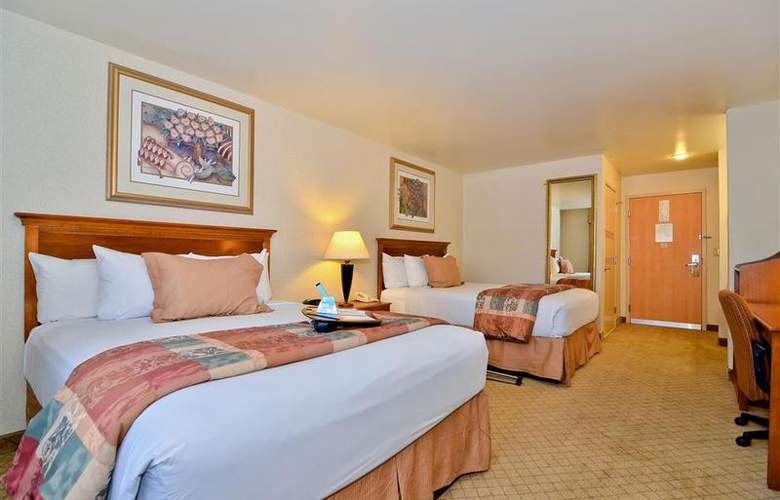 Best Western Plus High Sierra Hotel - Hotel - 97