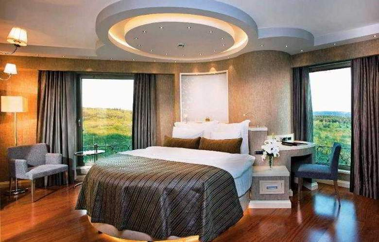 Limak Eurasia Luxury Hotel - Room - 8