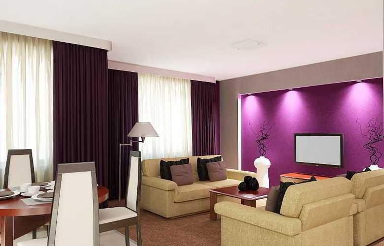 Apartment Complex Comfort - Room - 8