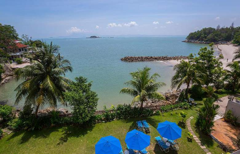 Copthorne Orchid Hotel Penang - Terrace - 30