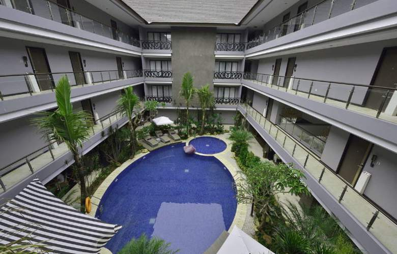 Amaroossa Suite Bali - Hotel - 3