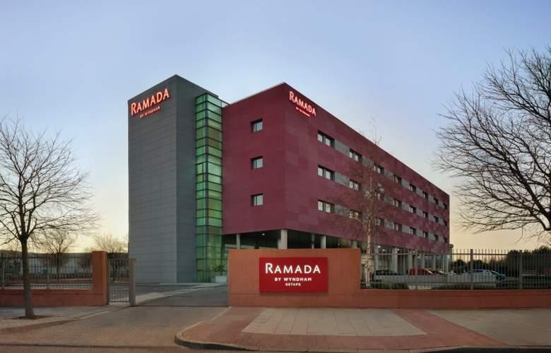 Ramada by Wyndham Madrid Getafe - Hotel - 0