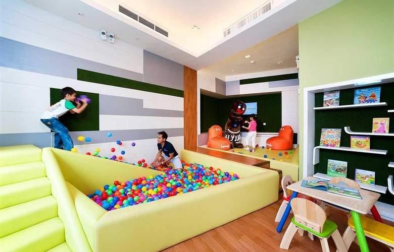 Novotel Bangkok Platinum - Hotel - 38