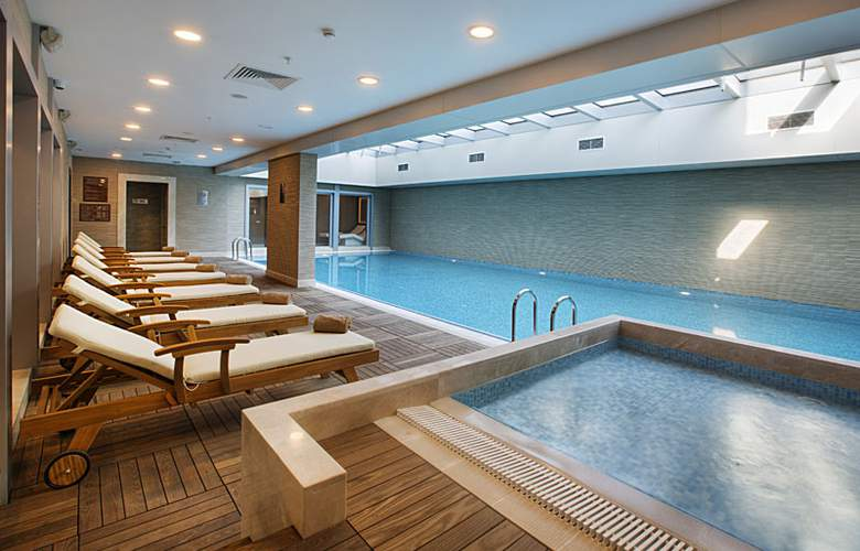 Dedeman Bostanci IstanbulHotel & Convention Centre - Pool - 3