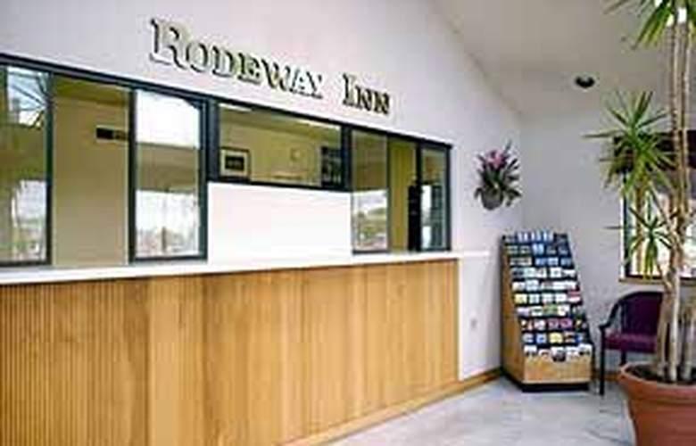 Rodeway Inn Cedar Point South - General - 2