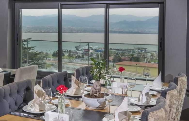 Wes Hotel - Restaurant - 36