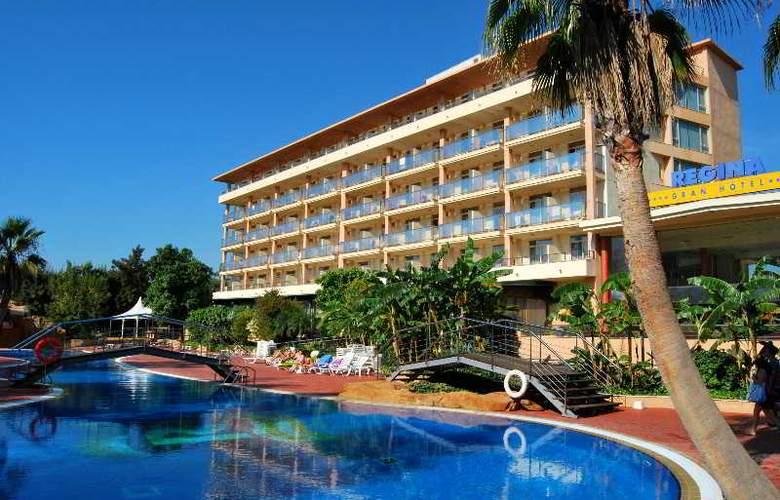 Regina Gran Hotel - Hotel - 0