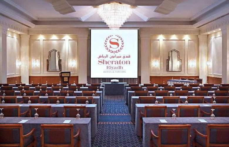 Sheraton Riyadh Hotel & Towers - Hotel - 2