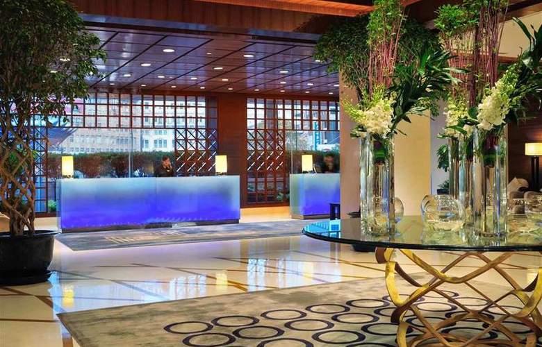 Sofitel Shanghai Hyland - Hotel - 85