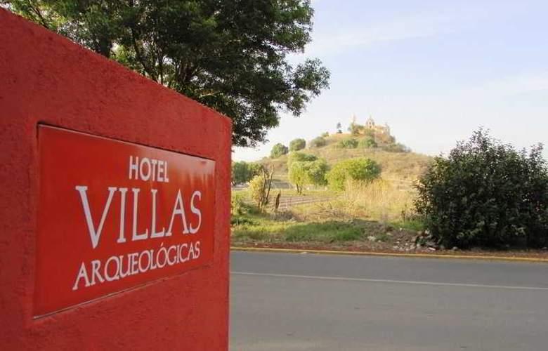 Villas Arqueologicas Cholula - Hotel - 15