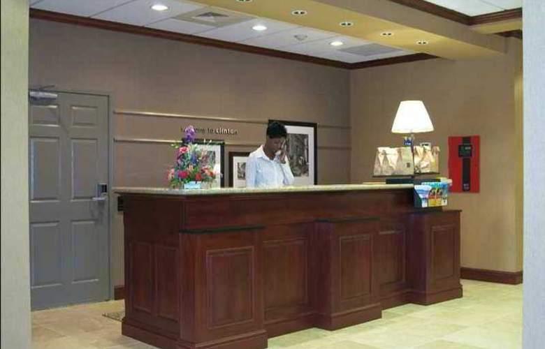 Hampton Inn Lima - Hotel - 6