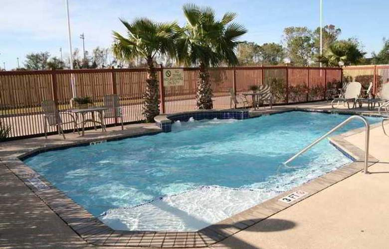 Hampton Inn Houston Deer Park Ship Area - Hotel - 1