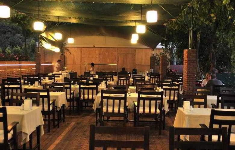 Manas Park Oludeniz  - Restaurant - 11