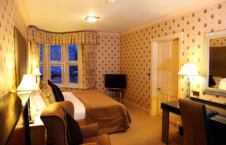 Ruthin Castle - Room - 7