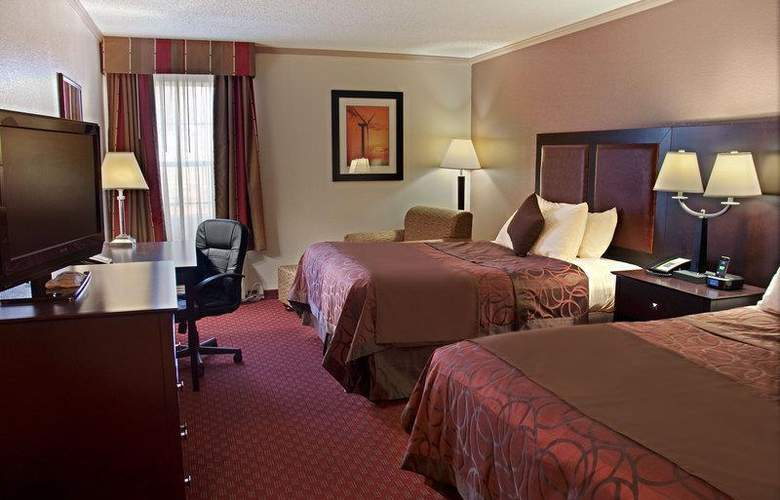 Best Western Plus Lubbock Windsor Inn - Room - 27
