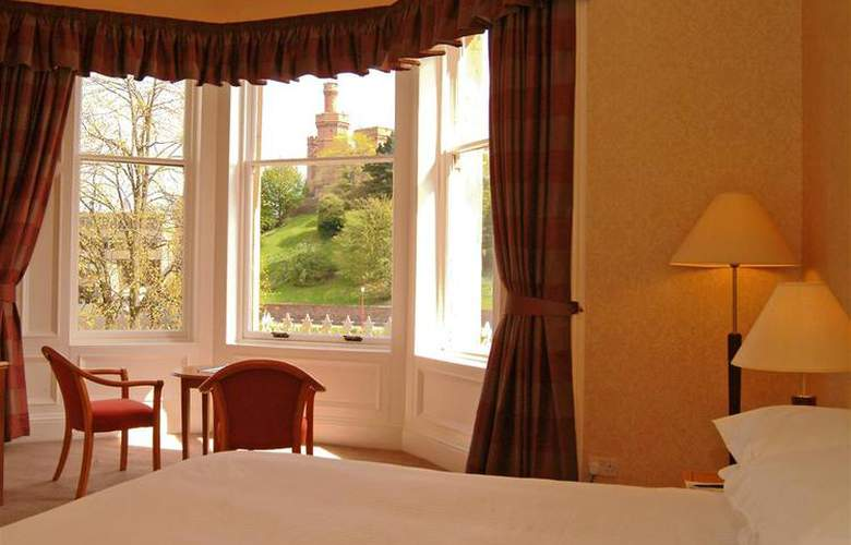 Best Western Inverness Palace Hotel & Spa - Room - 27