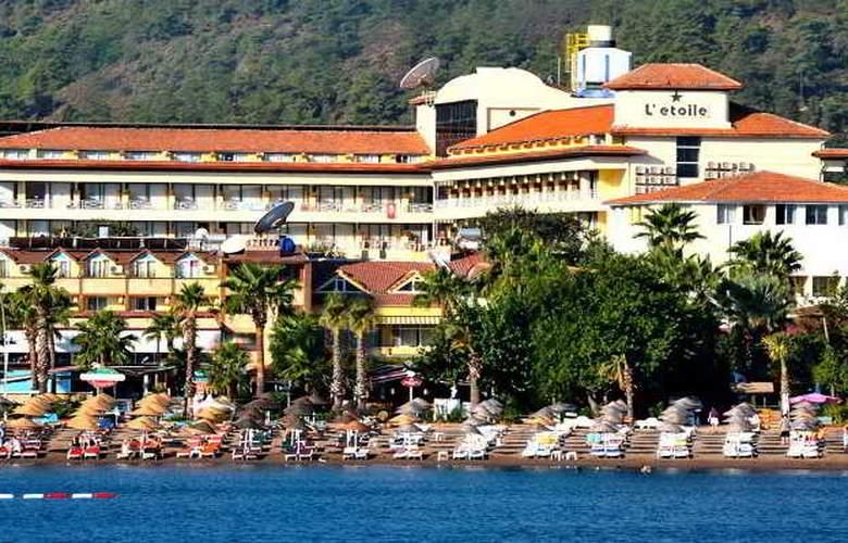 L´ Etoile Beach Hotel - Hotel - 6
