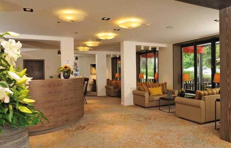 Best Western Premier Vital Hotel Bad Sachsa - Hotel - 22