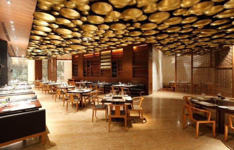 Radisson Blu New Delhi Dwarka - Restaurant - 16