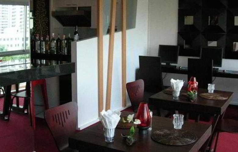 I Residence Sathorn (Formerly Premier Residence) - Restaurant - 19