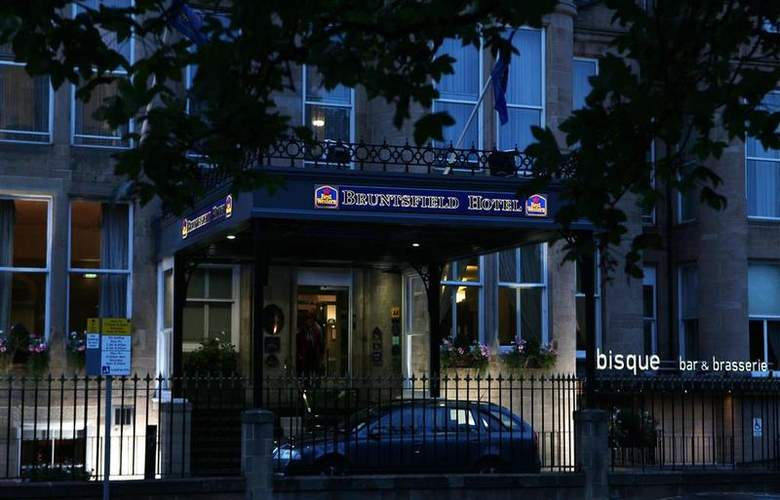 Best Western Bruntsfield Hotel - Hotel - 94
