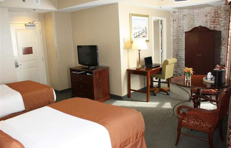 Best Western Plus St. Christopher - Room - 68