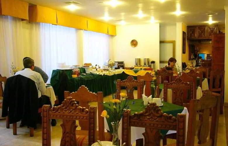 Alcala del Rio - Restaurant - 6
