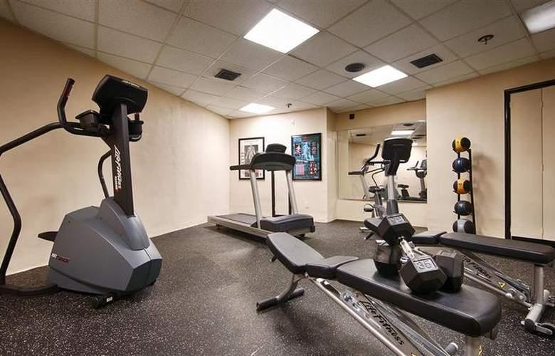 Best Western Bordentown Inn - Sport - 44