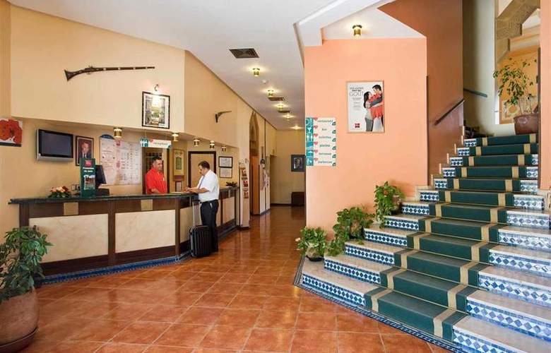 Ibis Oujda - Hotel - 6
