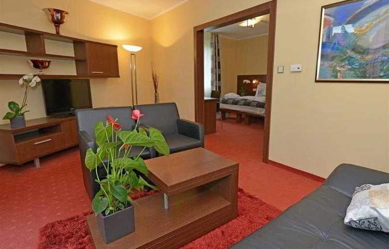 Best Western Hotel Antares - Hotel - 40