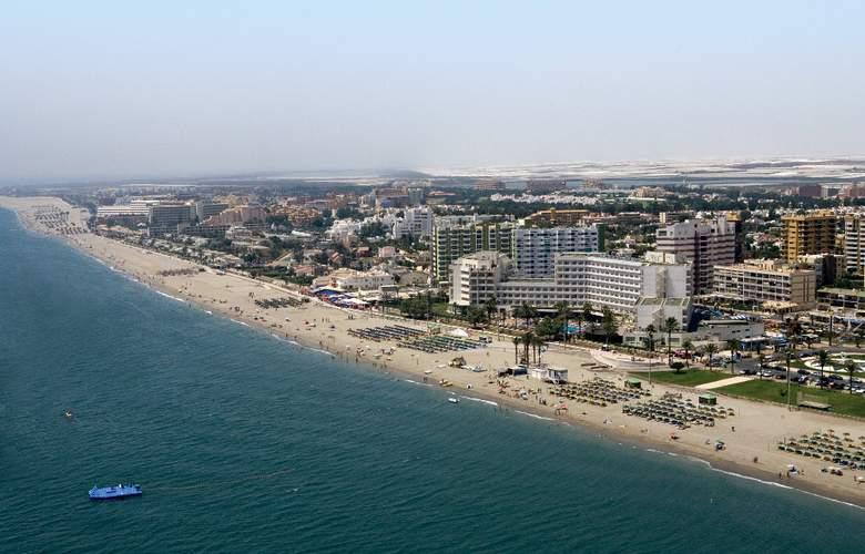 Fortuna Apartamentos Roquetas de Mar - Hotel - 0