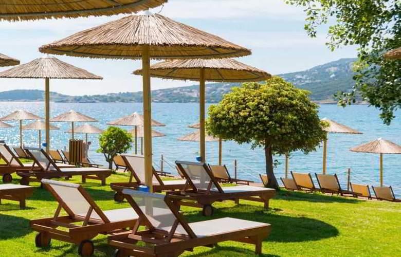 Mare Nostrum Hotel Club Thalasso - Terrace - 12