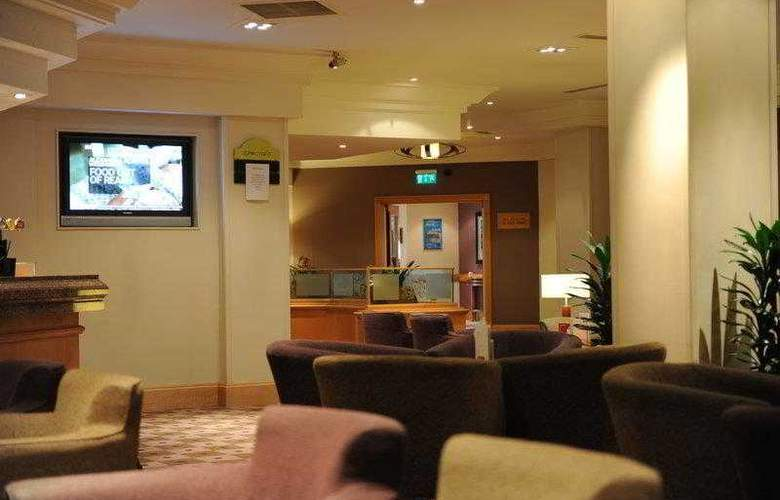 Best Western Stoke-On-Trent Moat House - Hotel - 17