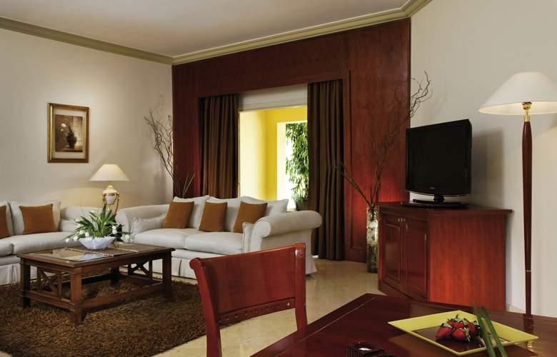 Movenpick Cairo Media City - Room - 9