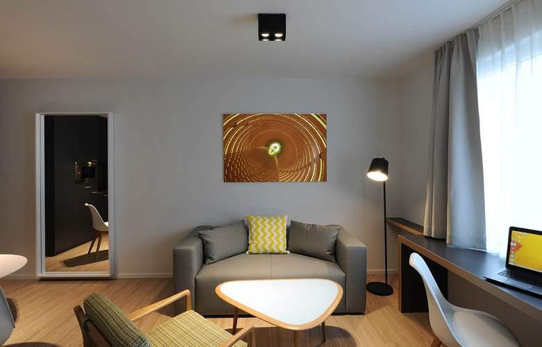 Residence La Source – Quartier Louise - Room - 1