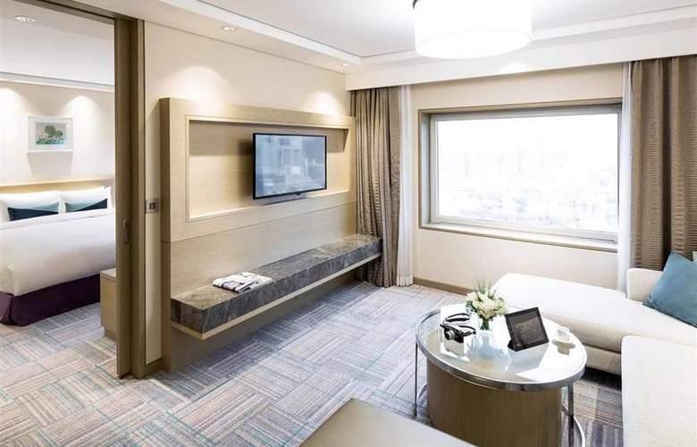 Novotel Ambassador Seoul Gangnam - Room - 3